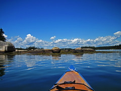 Rocky Penobscot Bay (todonn9364) Tags: reflections maine kayaking vinalhaven