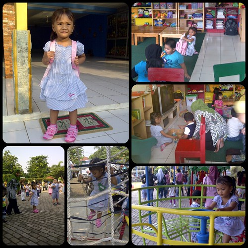 1st day @school