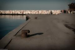 Ricordi (Simone Maroncelli) Tags: sea italy italia mare pentax rimini porto molo k20d simonemaroncelli