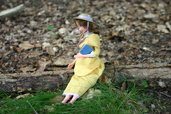 Jane (frensih91) Tags: forest doll jane barbie disney collection albero tarzan pocahontas collezione bosco bambola foresta frensih91 three1999