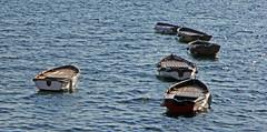 Barchette (TomUrc's Photo) Tags: sea italy sun canon boat reflex italia mare barche napoli naples sole sud 60d
