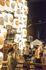 KYOTO DAYS ~ Gion-Matsuri Festival (junog007) Tags: summer people woman girl festival japan night nikon kyoto child gion 28300mm d800 gionmatsuri gionmatsurifestival