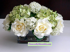 Silk Flowers By Meredith Hydrangeas