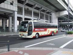 日本交通 高速バス (izayuke_tarokaja) Tags: 高速バス 日本交通 エアロエース