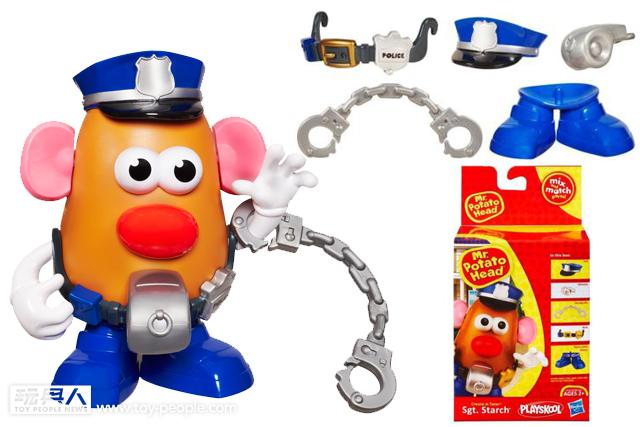 玩具界的百變金剛-大小變變變蛋頭先生專題報導