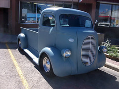 1939 Ford COE truck