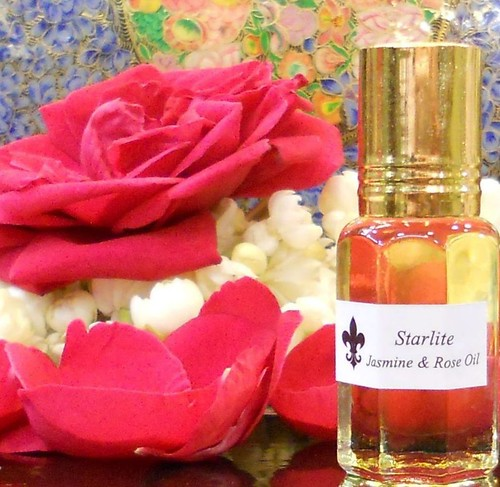Pure Jasmine and Rose Oil Absolute- Perf by Naomi King, on Flickr