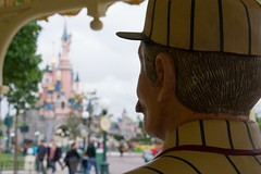 Casey's Corner (Hilary_JW) Tags: castle restaurants disney eurodisney sleepingbeauty disneylandparis mainstreetusa themeparks disneylandpark caseyscorner