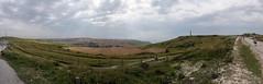 capblancnezpano (K 3 N N Y) Tags: panorama france landscape nikon frankreich pano cap blanche nez landschaft kreidefelsen d90 nikond90