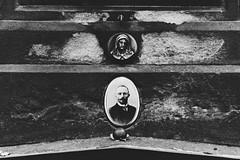 + (bolandrotor) Tags: old portrait blackandwhite bw grave faces memories poland polska krakow tradition allsaintsday wszystkichświętych passaway rustical krakoff