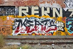 MEATS (STILSAYN) Tags: california graffiti oakland bay area meats 2012