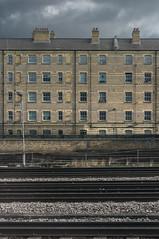 960 (www.photogruff.com) Tags: windows building london train geometry traintracks tracks surreal rail victoria symmetry casual minimalist photogruff olegpulemjotov