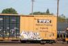 04072014 127 (CONSTRUCTIVE DESTRUCTION) Tags: train graffiti streak tag boxcar graff piece sworn moniker sworne graffitigrafftrainboxcartagpiecemonikertag