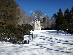 Heritage Museums and Gardens in winter - Sandwich (Massachusetts Office of Travel & Tourism) Tags: winter snow gardens folkart capecod massachusetts sandwich heritagemuseums