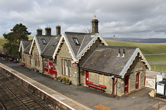 Kirkby Stephen Station (55 019) Tags: stephen kirkby