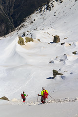La Lunga Discesa (Roveclimb) Tags: schnee mountain snow alps trekking hiking adventure neve mountaineering alpinismo alpi montagna saddle alpinism passo drogo valchiavenna avventura escursionismo vho prestone lirone cimaganda vallesangiacomo alpigia passodellalpigia valdigiuust valletarda