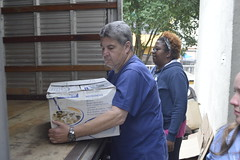 Fundo Social recebe doaes (Franco da Rocha) Tags: franco solidariedade francodarochacentro fundocial