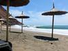003 | La Tejita beach (Mark & Naomi Iliff) Tags: sea españa beach spain montana surf waves playa espana tenerife naturist montaña roja latejita