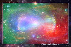 Eternal Grace (karl.wolfgang (Moved to Virginia)) Tags: love stars heaven god space compassion grace galaxy frame bible christianity isaiah eternal forgiveness