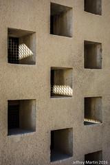 (Dubai Jeffrey) Tags: street light shadow sun dubai grill miksang lattice qusais