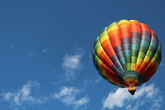 IMG_1377 (thehachland) Tags: sunset fire flames balloon hotairballoons ballstonspa saratogacounty saratogacountyfairgrounds saratogaballoonandcraft