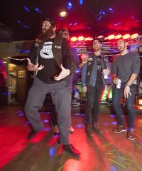 DancePartyMichaelGiggingIt (B Shree B) Tags: canada motion ferry port washington dance vespa angeles columbia victoria lambretta destiny soldiers scooters british scooterrally backflip