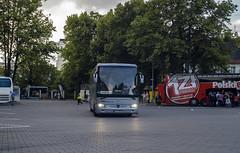 Mercedes Tourismo (Konrad Krajewski) Tags: mercedes pks tourismo gra zielona