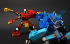 ctvskh01 (chubbybots) Tags: lego kaiju mech pacificrim mixels