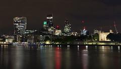 Reflections (KGB-1965) Tags: nightphotography london londonskyline eos60d sigma1835mmf18 nikonphoto24