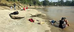 Sungai Pinoh (nizarkauzar) Tags: river landscape borneo sungai kalimantan nanga melawi pinoh
