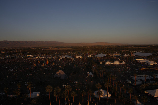 The sun sets on Coachella 2012
