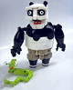 Viper&Po (madLEGOman) Tags: jack for panda lego finger no or kung fu wushu charge hold awesomeness moc attractiveness mckeen madlegoman madlegoman13