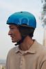 18375 Bike helmet earmuffs version 1, left side from front (geekstinkbreath) Tags: sanfrancisco me helmet yarn earmuffs russianhill earmuff bikehelmet bicyclehelmet earwarmers earwarmer minolta50mm nutcasehelmet nutcasehelmets