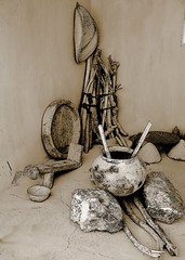 Kitchen (AdjaFong) Tags: fireplace küche oman feuerstelle flickrduel