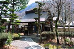 DAIHOJI in Narai-Juku./ 大宝寺、奈良井宿、塩尻、長野県