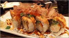 Sushi Nanaimo (5 of 9) (Michael Kwan (Freelancer)) Tags: fish canada japan vancouver sushi japanese restaurant sashimi awesome maki bonito nanaimo fresh roll nigiri tobiko temaki olympusepl1