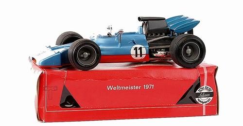 Schuco Tyrrell
