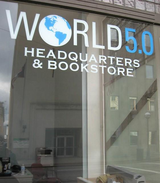 World 5.0 Headquarters & Bookstore