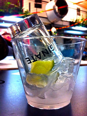 shooter (misterbisson) Tags: tequila booze lime shotglass originate ballmerpeakathon