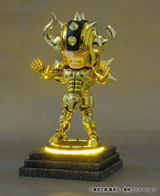 聖闘士星矢 G02 タウラス アルデバラン 黃金聖闘士金牛座