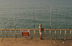 Bogue Inlet Fishing Pier Photo