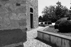 Ottmarsheim Alsace (KLAVIeNERI) Tags: france church abbey alsace ottmarsheim leicax1 leicaclub ilovemyleica