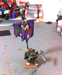 Battle Standard Bearer (benjibot) Tags: adobephotoshopexpress