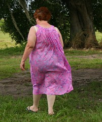 Toni at the park (TrotlineDesigns (Ron Joseph) In The Glades) Tags: sexy lady big fat bbw milf amputee ssbbw gmilf