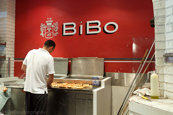 The BiBo Restaurant