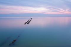 hindeloopen seascape III (koworu) Tags: sunset seascape color netherlands june canon sundown wideangle 7d scape tamron hindeloopen 2012 waterscape
