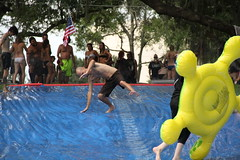 IMG_0050 (gordontarpley) Tags: party baby lake water canon balloons fun bill soap orlando downtown florida action hill n 4th july slide center science downhill event inflatable gordon 7d oil slip raft formosa slippery swimwear 2012 tarp fema tarpley