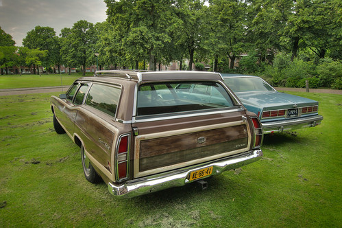 Ford LTD Country Squire '72