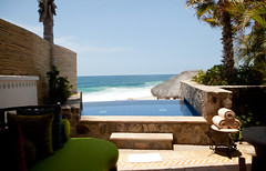 Private infinity pool at the suite (thewanderingeater) Tags: mexico hotel resort loscabos presstrip loscabosmexico oneonlypamilla 5starluxuryhotel pamillaloscabosmexico 5starluxuryresort