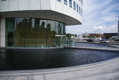 Turning Torso (osto) Tags: building denmark europa europe sweden sony dslr scandinavia malm malm a300 turningtorso  osto alpha300 osto july2012